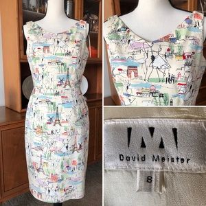 David Meister Paris Dress, Mad Men, Party, Wedding